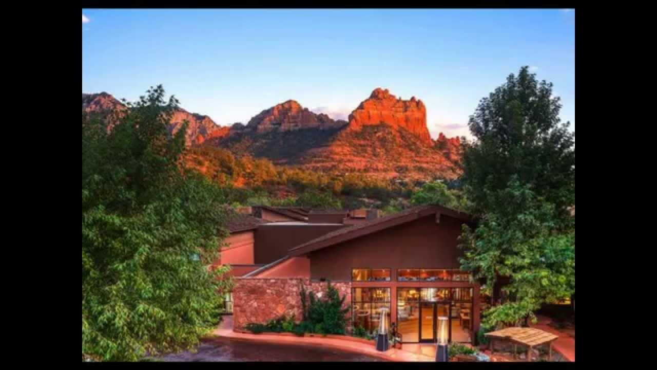 amara resort hotel and spa sedona az - youtube