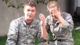 Антон Гуляев, Дарья Циберкина #icebucketchallenge