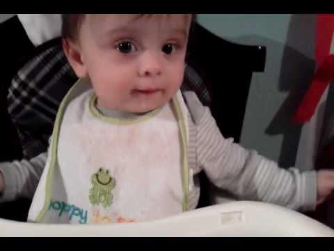 EDDIE BAUER WOODEN HIGH CHAIR BABY REVIEW