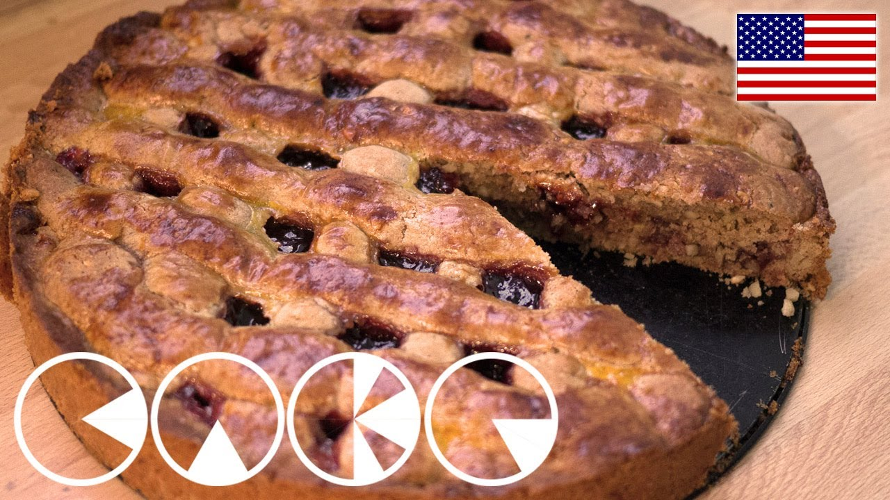 Linzer torte original recipe
