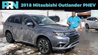 Snow Much Electric Fun | 2018 Mitsubishi Outlander PHEV | TestDrive Snapshot