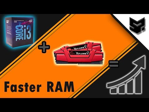 [HINDI] Core i3 8100 with Faster RAM : Results are Mind Blowing !!