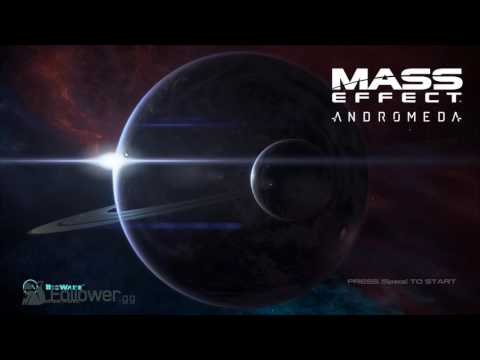 15 Minutes of Mass Effect Andromeda Menu Music