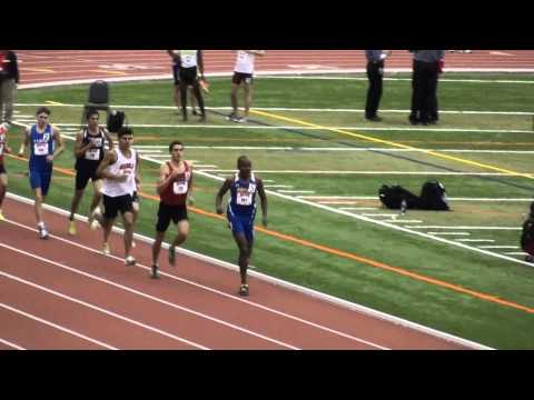 1000m Run - Indoor Track & Field - NAIA Nationals 2013
