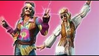 NEUE FAR OUT MAN SKIN/DREAM FLOWER SKIN/ FORTNITE EARLY MORING STREAM/ PS4
