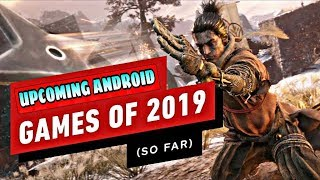 Top 7 Best Upcoming Android games|Rpg,Action,battle royal,fps|2019