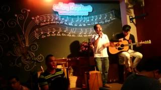 Cha- MTV - Acoustic Guitar- Nắng Khuya Cafe