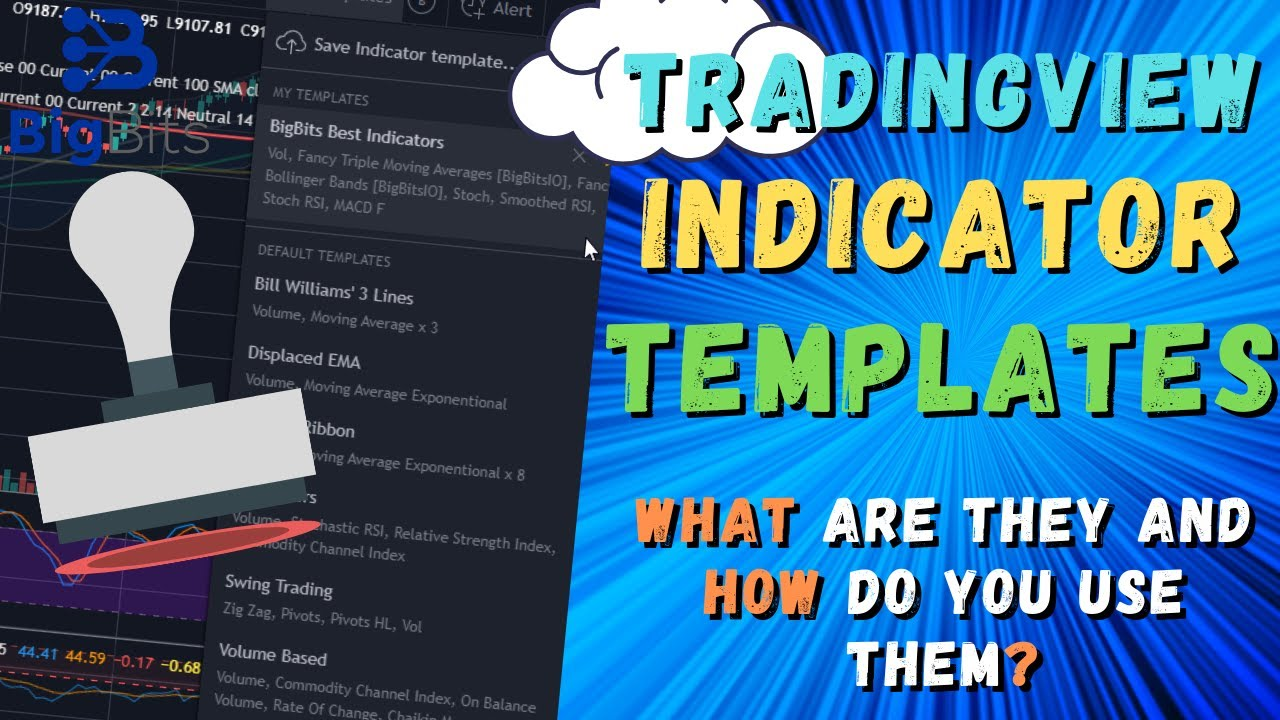 Indicator Templates on Tradingview - What Are They and How ...
