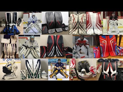 What YOUR Goalie Gear Says About YOU!