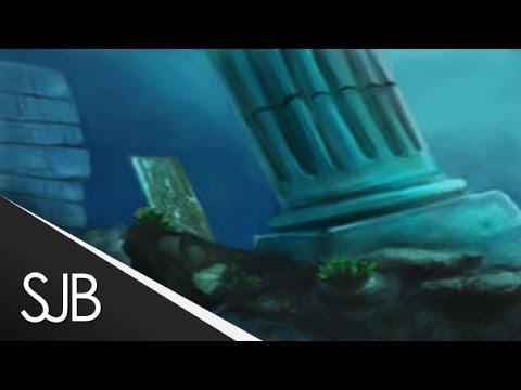 Underwater Roman Pillar - Malta 2014