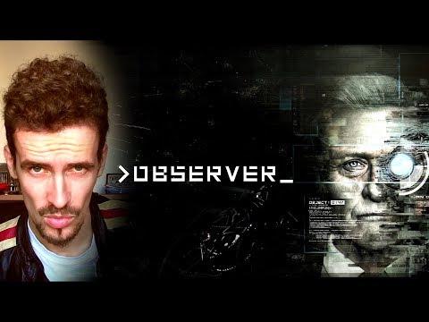 OBSERVER ( 2017)- Análisis / crítica / reseña