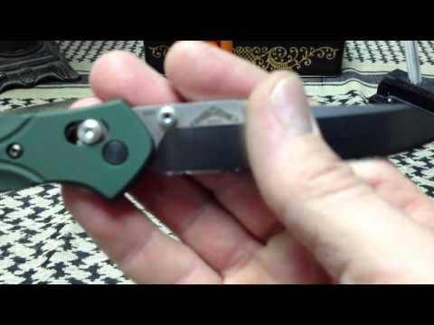 Benchmade 940 Osborne Review:  Hall of Fame EDC Folding Knife