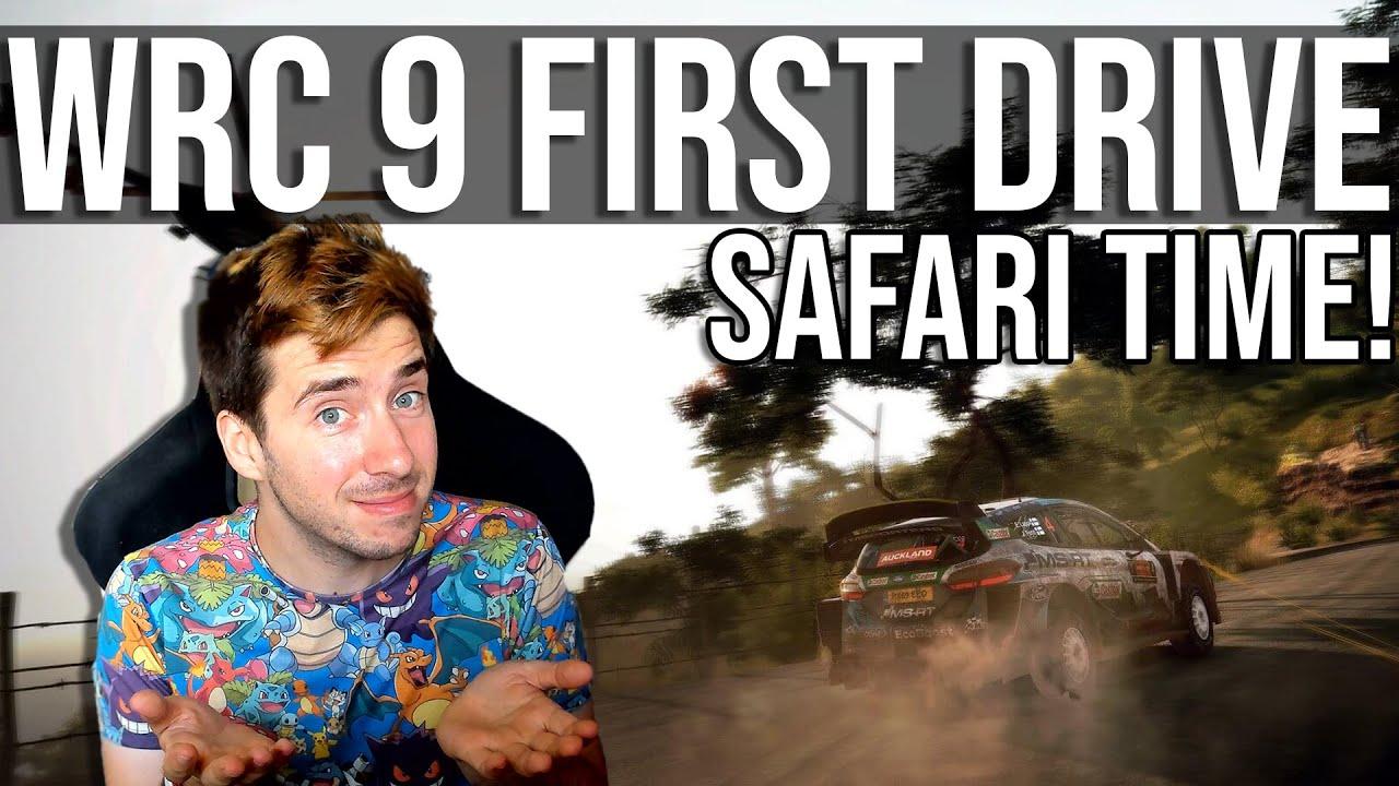 Jimmy Broadbent: Is WRC 9 Any Good?