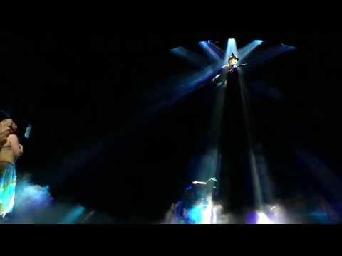 Alice Fearn / Elphaba - Wicked - Apollo Victoria Theatre - Defying Gravity