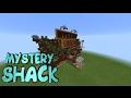 Minecraft Tutorial Как сделать хижину чудес How To Build A Mystery Shack mp3