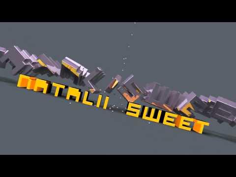 natalii sweet intro cinema 4D