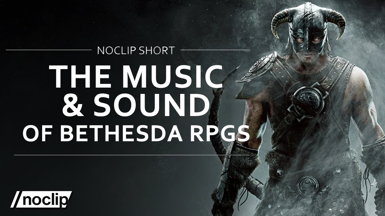 Download The Music & Sound of Bethesda RPGs (Skyrim, Oblivion, Fallout)