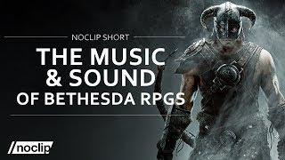 The Music & Sound of Bethesda Game Studios (Skyrim, Oblivion, Fallout)