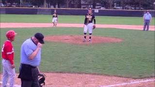 David Wallum pitching march 27