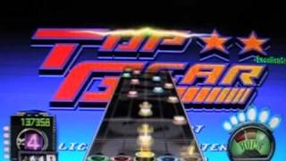 Guitar Hero Custom: Mad Racer (Top Gear)