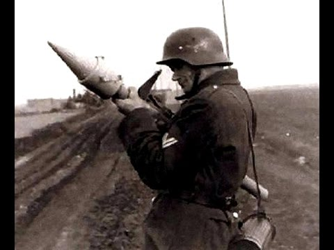 Axis Anti Tank Weapons of World War II - Including Rare One'