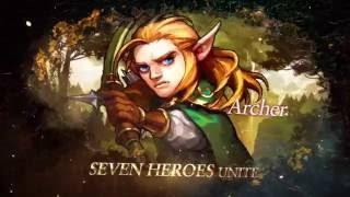 [Seven Guardians] Full Trailer - Google Play