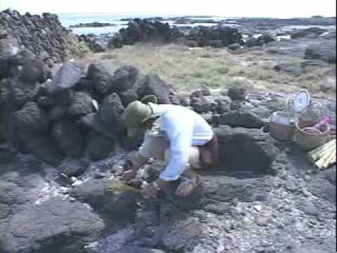 海中的裝置藝術-吉貝嶼的石滬2
