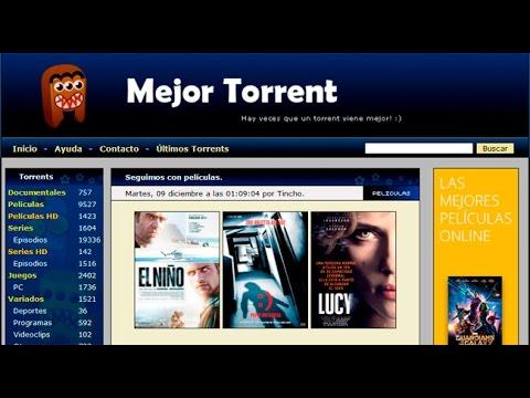 descargar peliculas con utorrent