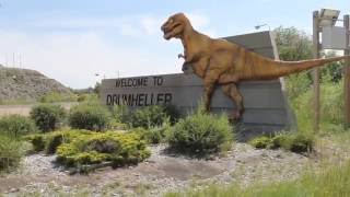 All about Drumheller