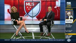 Charissa Thompson Fox Sports Countdown