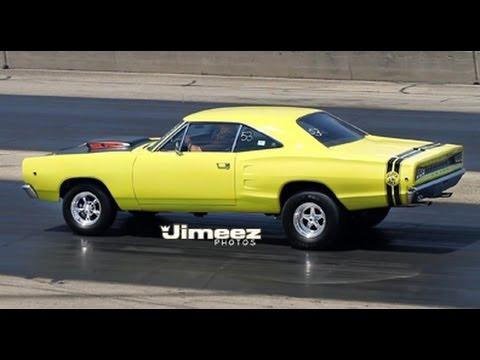 '68 DODGE CORONET SUPER BEE 440 SIX PACK RUNS 11.51@120 ...