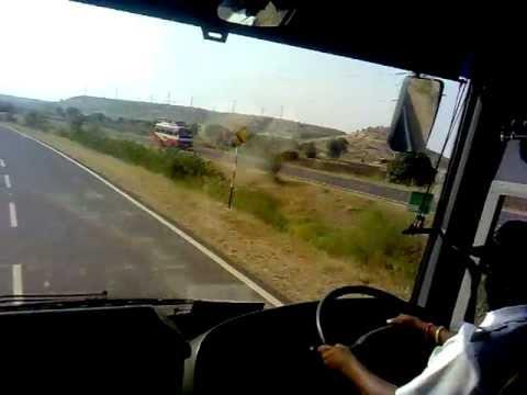BHOPAL INDORE VOLVO B9R MULTI AXLE.mp4
