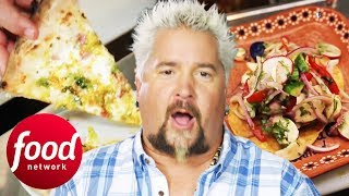 3 Of The Most Delicious Dishes Guy Has Tried | Diners, Drive-Ins & Dives