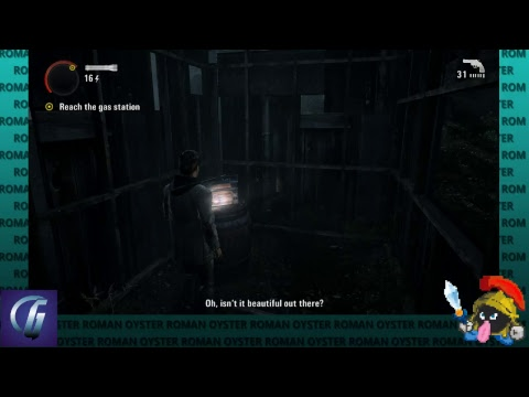 Gamers Assemble Live Stream - Lonely James Plays - Alan Wake