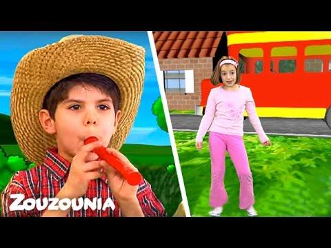 Baa Baa Black Sheep / Wheels On The Bus & more   Nursery Rhymes Compilation   60 minutes