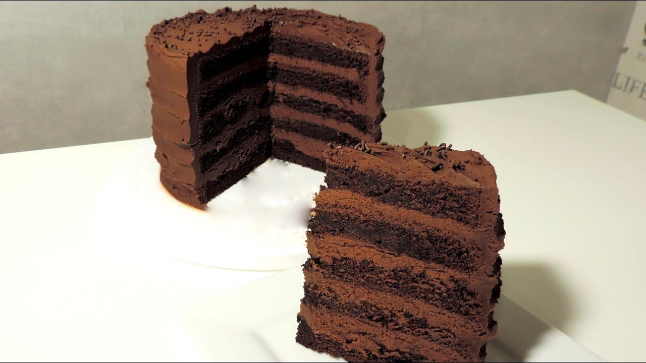 Devil Cake Recette