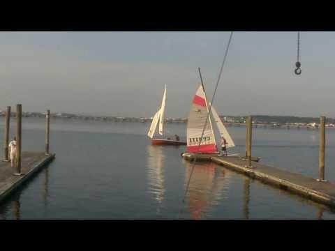 Sailing Club of Washington SCOW Social Sail May 2013