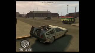 Назад в будущее в GTA 4