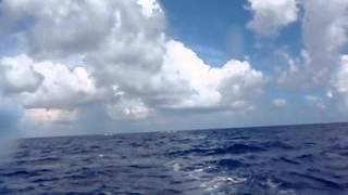 jet ski to miami to bimini 51 miles out at sea 2011