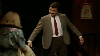 On a Date | Funny Clip | Mr. Bean Official