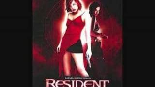 Resident Evil Main Title Theme - Marilyn Manson