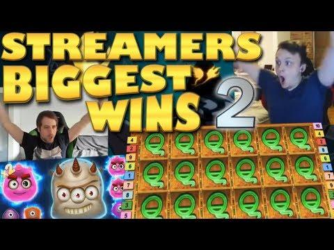 Streamers Biggest Wins – #2 / 2018
