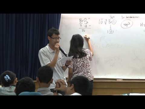Kimia Dasar I : Diskusi Soal Hibridisasi dan VB