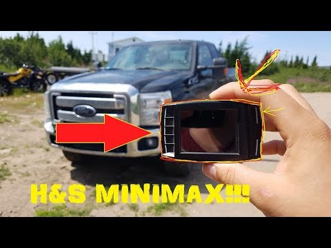 H&S MINIMAX Diesel TUNER Full COMPREHENSIVE Review & FEATURES!!!