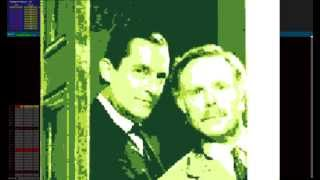 The Adventures of Sherlock Holmes (1984) Opening - Game Boy Cover