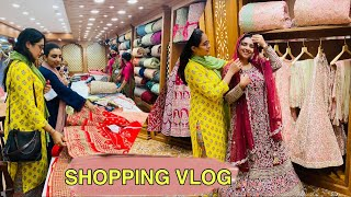 SHOPPING DAY WITH SISTER 🛍 ASHNA&SALEEL || VLOG 266