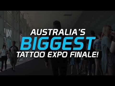 Tattoo Expo Melbourne 2018 Finale | Nov 30 - Dec 02