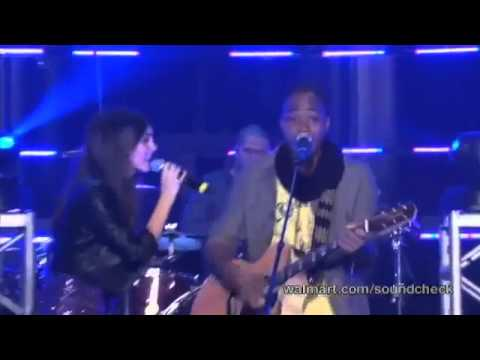 Song 2 You - Victoria Justice LIVE
