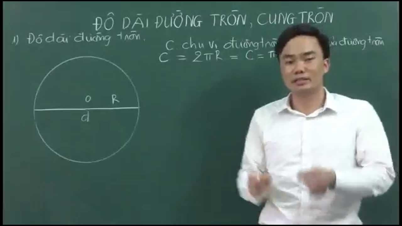 Độ dài đường tròn, độ dài cung tròn [http://ontoan.vn/]