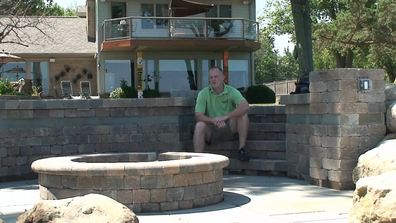 Benefits of an Outdoor Fire Pit vs. Fireplace - Green Impressions ...